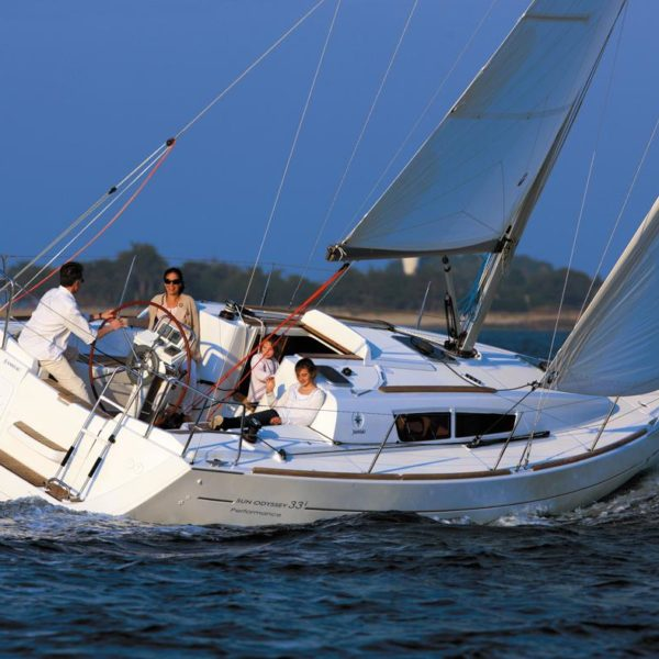 Jeanneau 36i Performance
